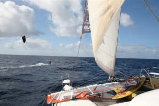 Open Water Sailing & kitesurfing