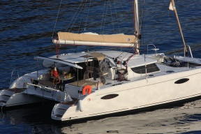 Fontaine Pajot Catamaran