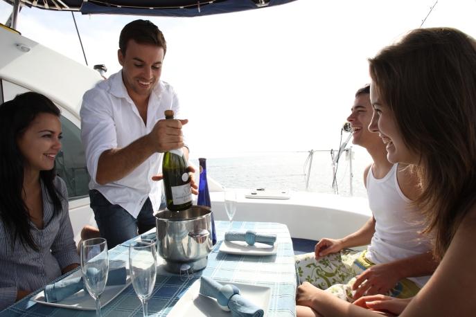 Catamaran lifestyle