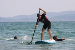 Stand up watermen Training CBCM St Cyprien
