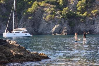 Stand up + Sailing Exploration CBCM St Cyprien