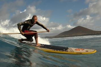 Stand up Surf CBCM Fuerteventura Steph Etienne