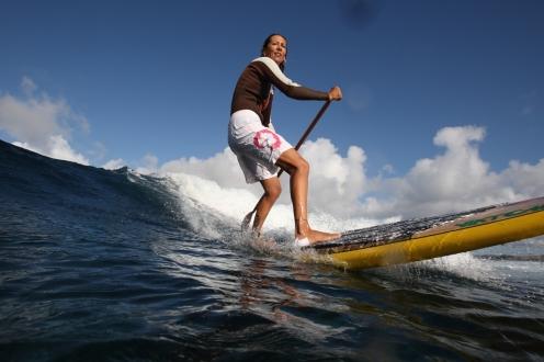 Stand up Surf CBCM Fuerteventura Nicole Boronat