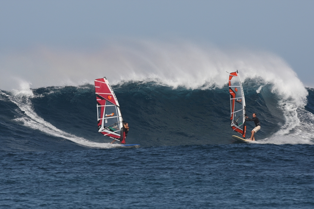 Windsurf Coaching