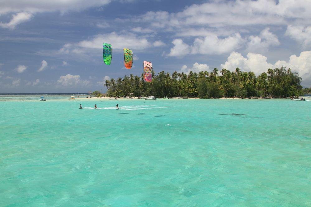 Kitesurf Tahiti