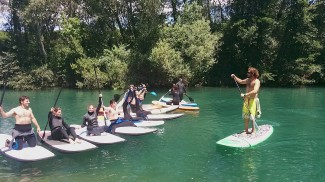 stand-up riviera CBCM San Pere Pescador