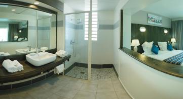 Chambre salle de bain