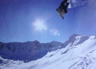 Snowboard / Rider: L.Mora / Photo :Paul Delgado