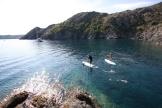 CBCM Stand up paddle Cap de Creus