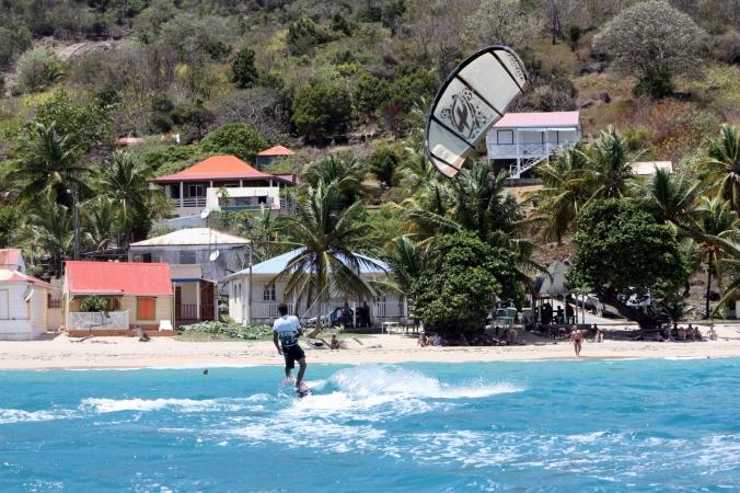 kite con casas