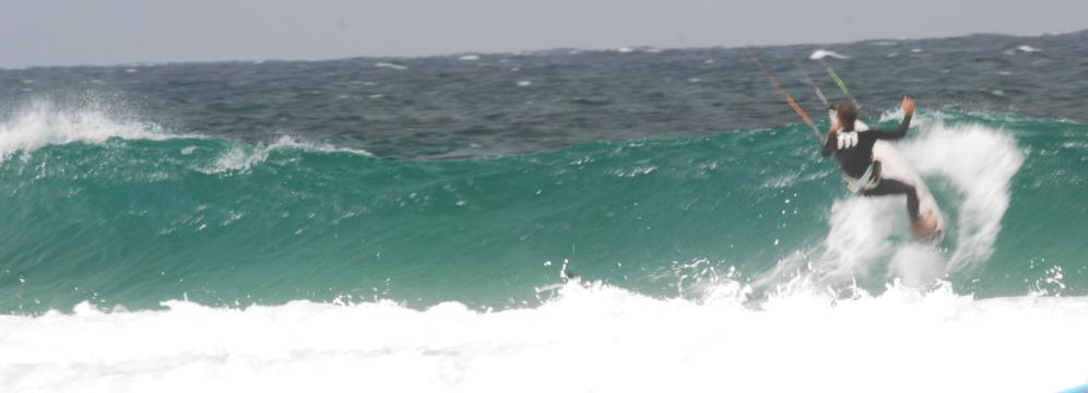 kitesurf strapless Fuerteventura