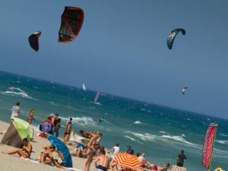 Kite Beach St Cyprien