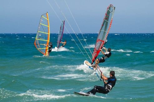 Windsurf school
