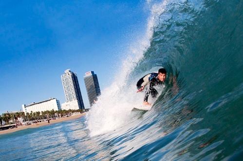 Surf Barcelona