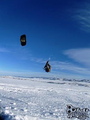 Wainaman Hawaii Snow kite
