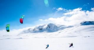 CBCM Snow kite Coaching