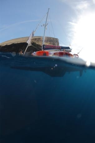 Catamaran / water