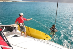 Kitesurf Open Water Coaching