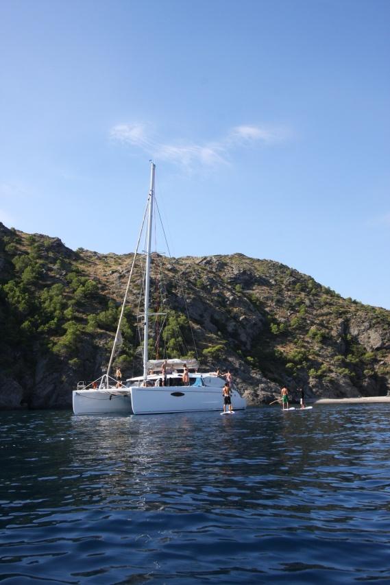 Sailing & Stand up Cap de Creus