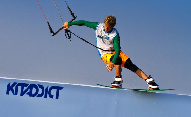 Kite slider