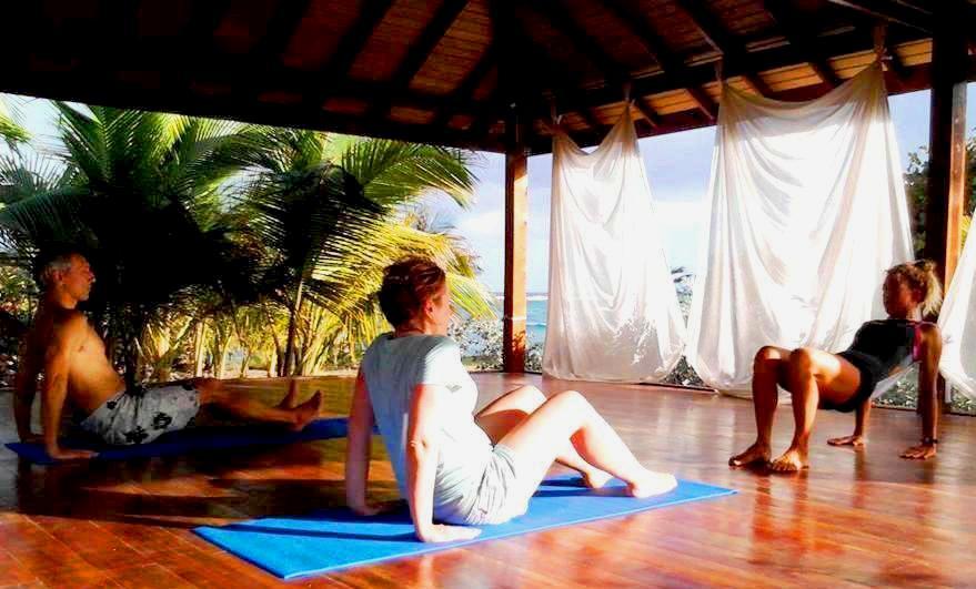 Brazil : Lagoinha yoga