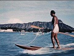 duke-kahanamoku-stand-up-paddling