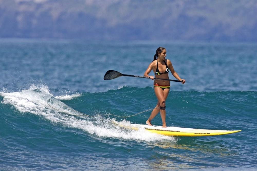 Stand up Surf CBCM Maui Hawaii