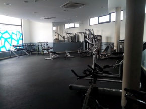 Fitness & Workout room