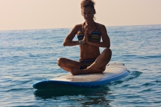 Paddle Yoga Day 21