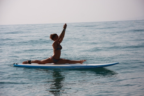 Paddle Yoga Day 212