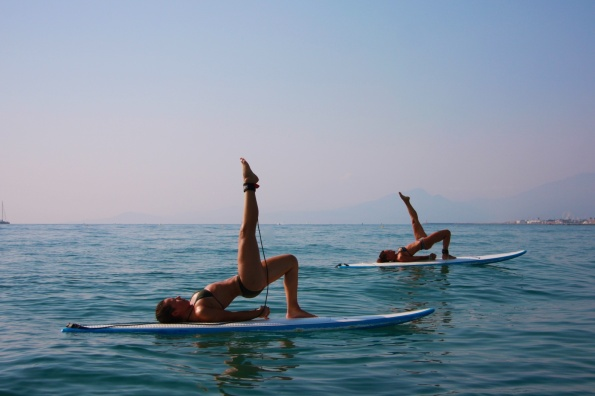 CBCM Stand up Paddle Yoga