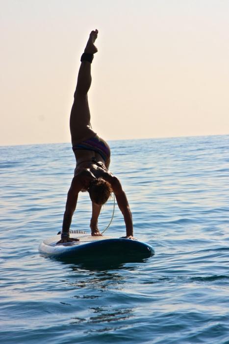 Paddle Yoga Day 29