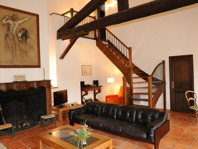 Salon Grande maison
