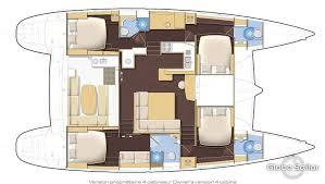 catamaran_charter_lagoon_500_plan