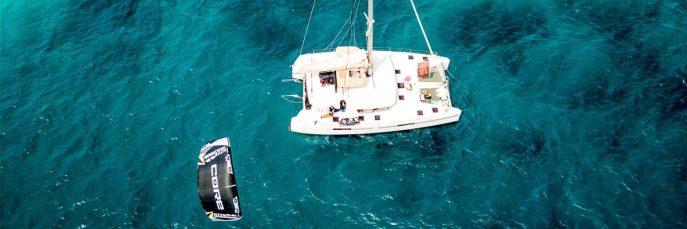 Kitesurf Charter