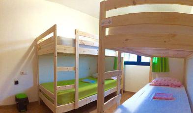 CBCM Surf Hostal-fuerteventura room 4