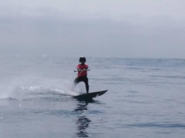 CBCM Collioure Kitesurf Board Training