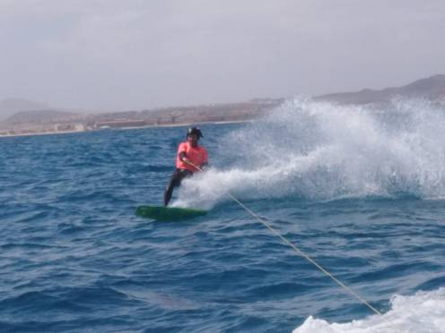 CBCM Wake / Kiteboard training
