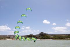 CBCM / Airush e-learn kite relaunch