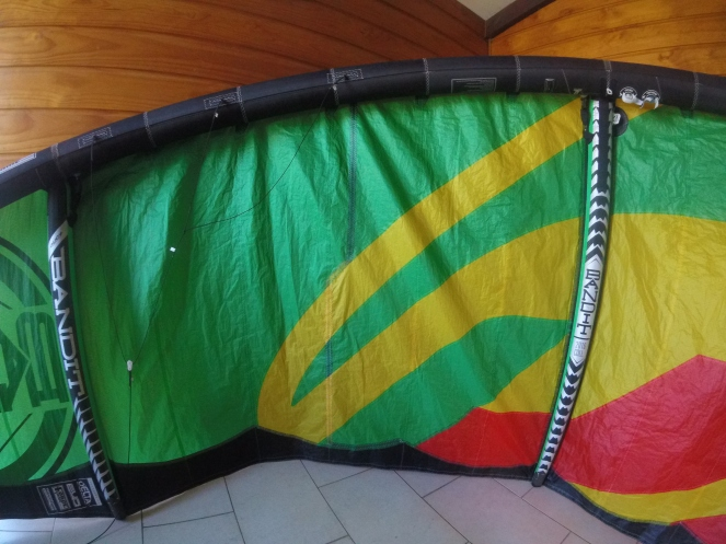 CBCM TAHITI Kite Reparation