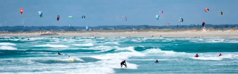 Kitesurf Finistere sud 2