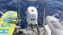 CBCM Kitesurf & Sailing School Boat
