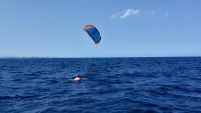 CBCM Kitesurf & Sailing School Body drag 2