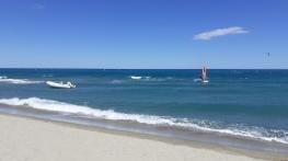 CBCM Kitesurf & Windsurf School Safety boat 2